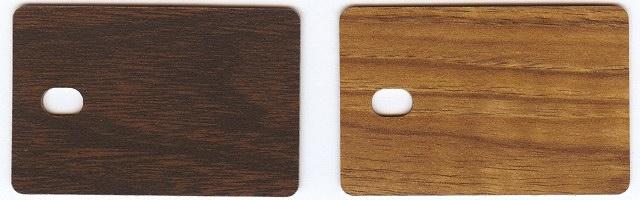Laminate color choices for overbed tables