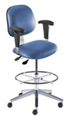 BioFit Anesthesia Stool- for comfort & seat height