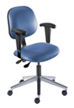 BioFit Basic Anesthesia Chair with Armrests