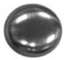 Brushed Nickel Luna Knob