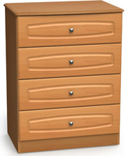 Ontarion 4 Drawer Dresser