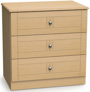 Superior 3 Drawer Dresser