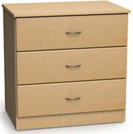 St. Clair 3 Drawer Dresser