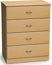 St. Clair 4 Drawer Dresser