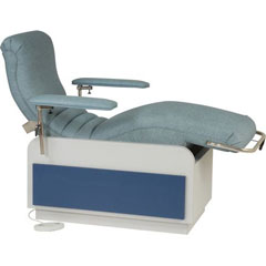 Power Adjustable Treatment Lounge Chair