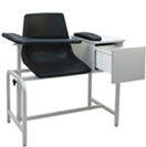 #2570 Winco Blood Drawing Chair