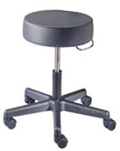 #22500 Brewer Value Plus Pneumatic Exam Room Stool