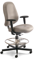 Sitmatic Big Boss Heavy Duty Task Chair