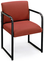 #S1401G3 Lesro Full Back Series Guest Chair