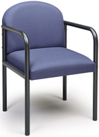 #S1301G3 Lesro Round Back Series Guest Chair