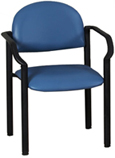 Clinton Upholstered Exam Room Chair
