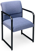 Lesro Ergo Back Series Guest Chair