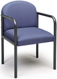 Lesro Round Back Series Guest Chair