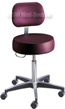 #11001B - Brewer Pneumatic Exam Room Stool