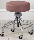 #2100 Clinton Classic Series Exam Room Stool