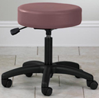 #2135 Clinton Style Line Pneumatic Exam Room Stool