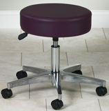 #2155 Clinton 5-Leg Pneumatic Stool