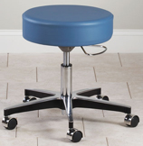 #2156 Clinton 5-Leg Pneumatic Stool