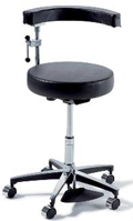 Ritter 278 Air Lift Surgeon Stool