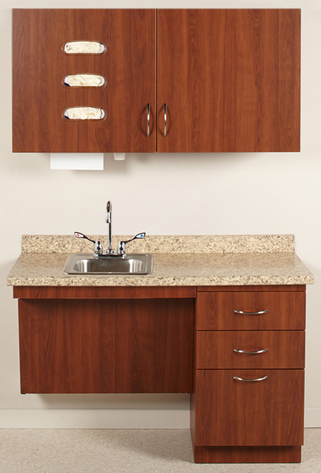 Cabinets Medical Exam Room Furniture Midmark Ritter ...