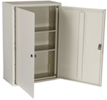 Harloff Double Door/ Double Lock Narcotic Cabinet