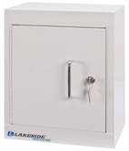 LNC-11D Lakeside Double Door/ Double Lock Narcotic Cabinet