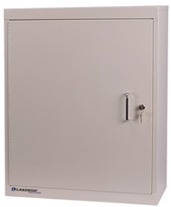 Lakeside Single Door/ Single Lock Narcotic Cabinet