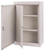 Lakeside Double Door/ Double Lock Narcotic Cabinet