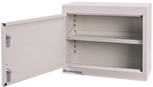 LNC-1 Lakeside Single Door/ Double Lock Narcotic Cabinet