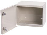 LNC-4 Lakeside Single Door/ Double Lock Narcotic Cabinet