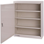 LNC-5S Lakeside Single Door/ Single Lock Narcotic Cabinet
