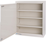 LNC-5 Lakeside Single Door/ Double Lock Narcotic Cabinet