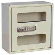 Harloff Basic Electronic Cabinet with Push Button Lock