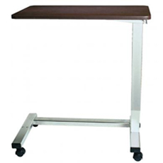 Acute Care Single Top - Spring Assisted Overbed Table
