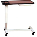Acute Care Executive Single Top -  Pneumatic Overbed Table