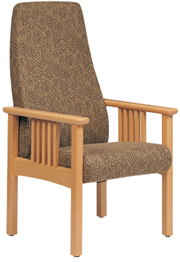 Mission Highback Chair