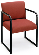 Lesro #S1401G3 Sheffield Series Full Back Guest Chair