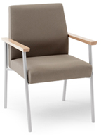 Mystic Chair with armrests