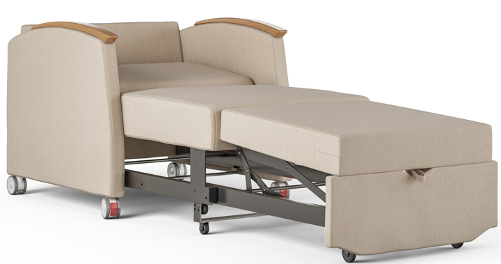 Hospital Sleeper Chairs Hospital Sleeper Sofas Sw Med
