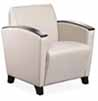 La Z Boy Dialogue Club Chair