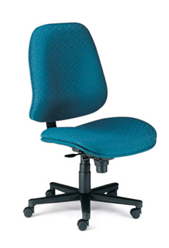 Sitmatic Big Boss Desk Chair without arms