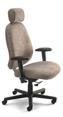 Sitmatic Big Boss Desk Chair with Armrests