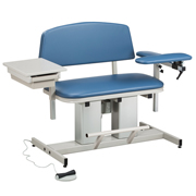 #6362 Clinton Electric Phlebotomy Chair