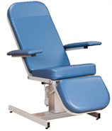 #6810 Clinton Electric Phlebotomy Chair