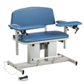 Electrically Adjustable Phlebotomy Chair