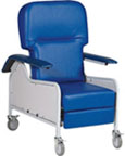 Reclining Treatment Chair with Trendelenburg
