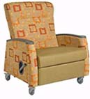 La Z Boy Tranquility Bariatric Mobile Recliner