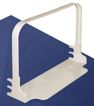 The Drape Caddy® Anesthesia Screen Stand
