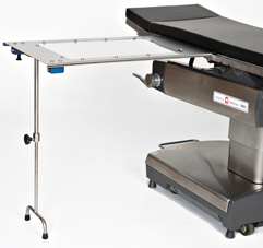 Rectangular Arm & Hand Surgery Table