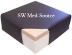 Softcare Pad with welded seams